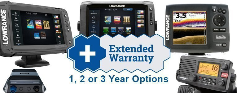 Lowrance Extended Warranties