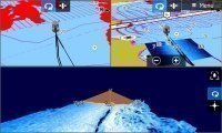 See StructureScan 3D, charting, radar and structure overlay all together!