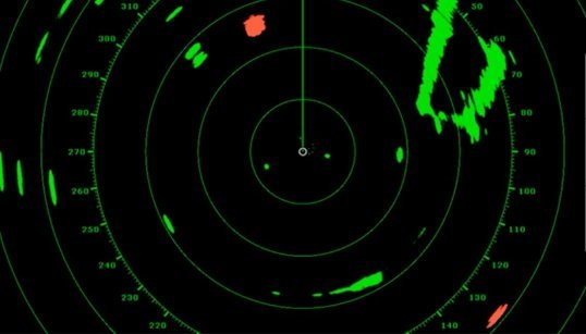 Target Analyzer uses colour-coding to identify hazardous obstacles in red, and harmless ones in green.