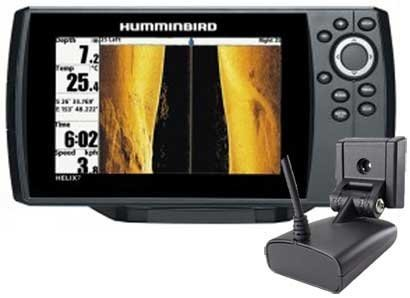 humminbird helix 7 si gps combo, Fish Finder
