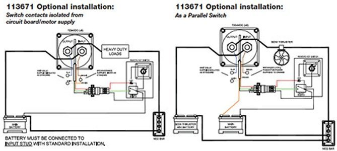 bep remote operated battery switches 49c bep remote operated battery switches bep marine battery switch wiring diagram at bayanpartner.co