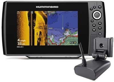 humminbird helix 9 si gps combo, Fish Finder