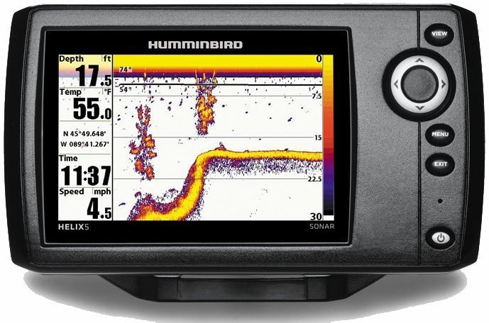 humminbird helix 5 sonar gps, Fish Finder