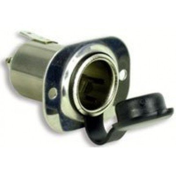 <p><strong>Dimensions:</strong> Facia: 56 x 38mm. Length: 63mm. Intrusion: 54mm. Mount hole: 28mm. Mount Screws: 4mm r/h.</p>