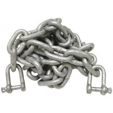 Anchor Chain with Shackles - 8mm x 4m