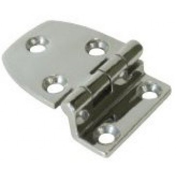 Cast 316 Stainless Steel Offset Hinge