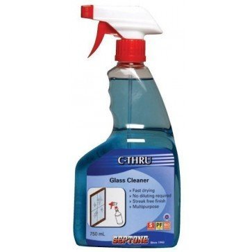 Septone C-Thru Glass Clean Spray