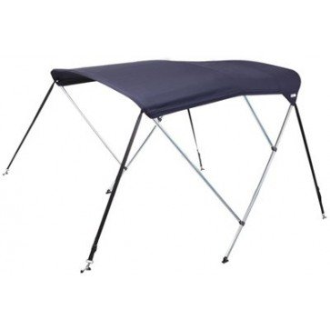 Oceansouth 3 Bow Bimini Top - Mounting Width: 1.7-1.9m - Canopy 1.6m