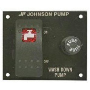 Johnson Deck Wash Pump Switch Panel