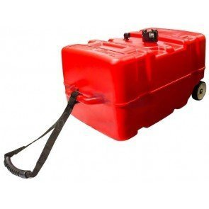 Easterner 45 Litre Portable Fuel Tank With Wheels