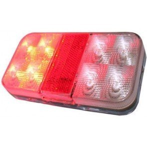 High power SMD LED stop and tail light