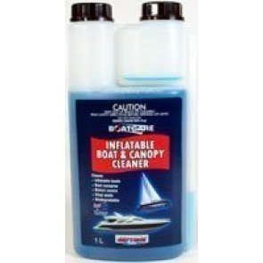 Inflatable Boat and Canopy Cleaner