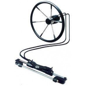 SeaStar Single Outboard Front Mount Steering System