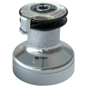 Lewmar Evo Winches - Chrome Bronze - Evo Winch - 15ST - Chrome Bronze