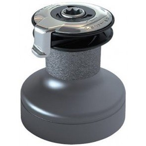 Lewmar Evo Winches - Grey Alloy - 65ST