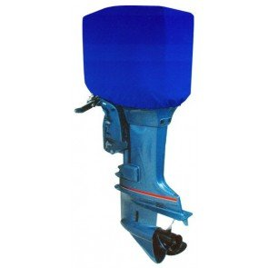 Oceansouth Blue Outboard Covers