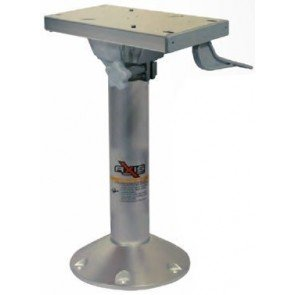 229mmDia Base, 73mmDia Post with different heights available. See stock descriptions.