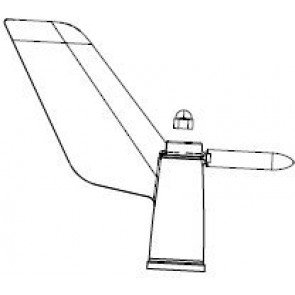 B&G WS300 Series Replacement Wind Vane