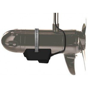 89.1mmW x 61mmH x 146.1mmLSimply attaches to your trolling motor with no drilling needed.