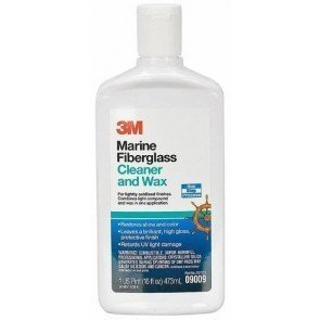 3M Fibreglass Cleaner and Wax