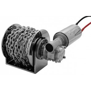 Bell Viper Pro Series II 2500 Anchor Winch