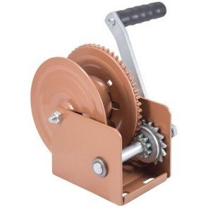 Copper Bronze Brake Winch