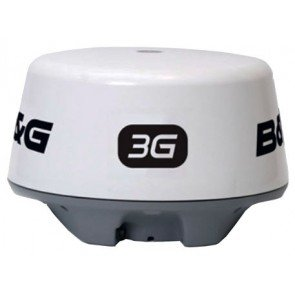 3G Broadband Radar 280mm H x 488mm Dia Weight: 7.4kg