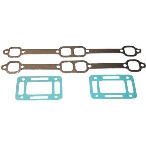 Sierra GLM Exhaust Manifold Gasket Set - Replaces OEM GLM 39910