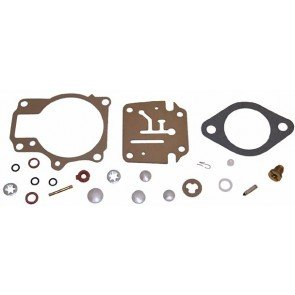 Sierra Johnson/Evinrude Carburettor Kit (Without Float) - Replaces OEM Johnson/Evinrude 392061, 398729, 396701