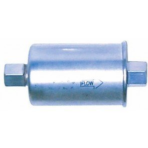 Sierra Mercruiser Metal In-Line Fuel Filter - Replaces OEM Mercruiser 35-864572