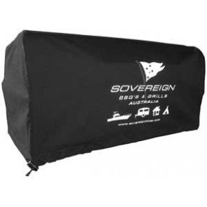 Sovereign BBQ Accessory - Bravo BBQ Cover - Black