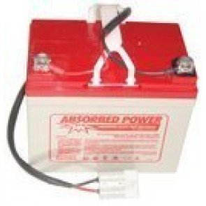Power Dive Power Snorkel Option - 35A/H PowerDive Battery & Lead