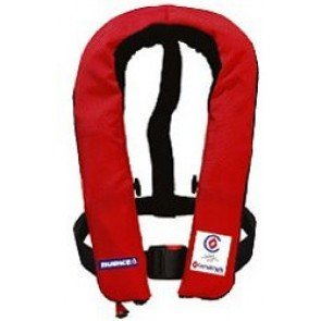 Inflatable PFD's require annual inspection. Self Inspection Procedures