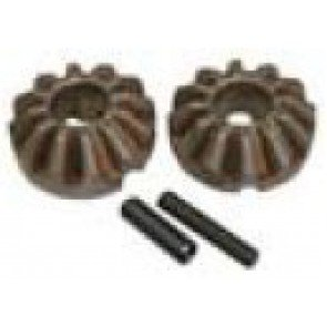Fulton Heavy Duty Jockey Wheel - 725Kgs Lift Capacity - Replacement Gear Set & Roll Pins