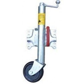 Alco Jockey Wheel Wind-Up Swing-Up - 350Kgs Lift Capacity