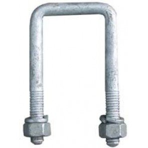 Dunbier Galvanised U-Bolts